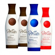 Kit Portier Exclusive + Kit Duo Cacao Thermo Smoothing (4x 1000ml)