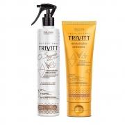 Itallian Trivitt Reconstrutor Capilar + Hidratação Intensiva 250g