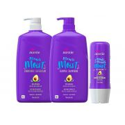 Kit Aussie Moist Miracle Abacate Profissional (3 itens)