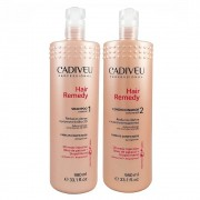 Kit Hair Remedy Cadiveu Profissional Shampoo + Condicionador 980ml