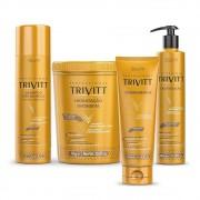 Kit Trivitt Reparação Profissional + Hidratação Intensiva (4 Itens)
