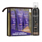 Kit Trivitt Home Care Matizante + Brilho Intenso 200ml