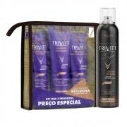 Kit Home Care Trivitt Matizante + Brilho Intenso Trivitt