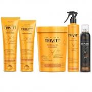 Kit Itallian Trivitt Reparação Profissional (5Itens)