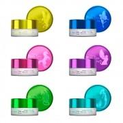 Combo c/ 6 Máscaras Pigmentantes Mystic Colors Triskle 120g (cada)