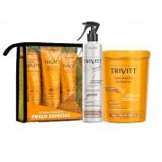 Kit Trivitt Home Care Manutenção Pós-química (5 Itens)
