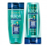 Kit Shampoo + Condicionador L'Oréal Paris Elseve Hydra-Detox Anti-Caspa 200ml