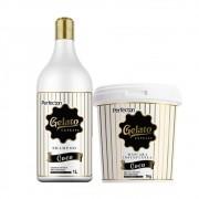Kit Vizet Gelato Coco Shampoo + Hidratação 950g