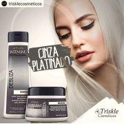 Kit Triskle Desliza Platinum Shampoo + Máscara