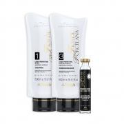 Kit Triskle Lisos Perfeitos Home Care Shampoo e Condicionador 500ml