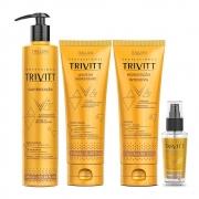 Kit Trivitt Cauterização Home Care (4 Itens)