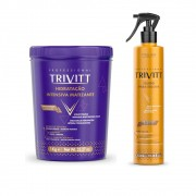 Kit Trivitt Hidratação Matizante + Cauterização