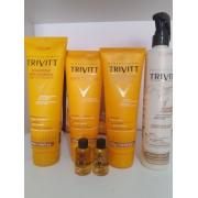 Kit Trivitt Home Care Hidratação + Segredo