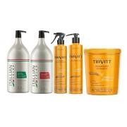 Kit Trivitt + Kit Lavatório Itallian