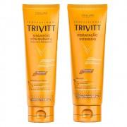 Kit Trivitt Shampoo Pós Quimica  + Máscara Intensiva