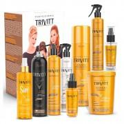 Linha Itallian Trivitt Reconstrução Profissional Completa ( 9 Itens )