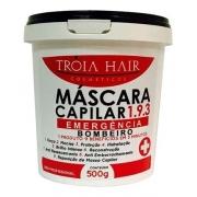 Máscara Emergência Bombeiro Tróia Hair 500gr