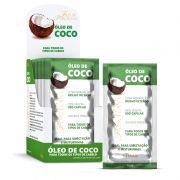 Óleo de Coco  Vegetal Ultra Hidratação Fios de Porcelana Sachê 15ml