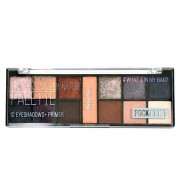 Paleta de Sombras By Nature Ruby Rose