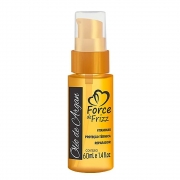 Reparador de Pontas Óleo De Argan Force De Frizz 60ml