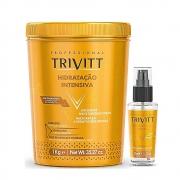 Trivitt Hidratação Intensiva 1Kg + Reparador de Pontas 30ml