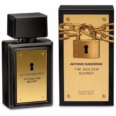 The Golden Secret Antonio Banderas 100ml