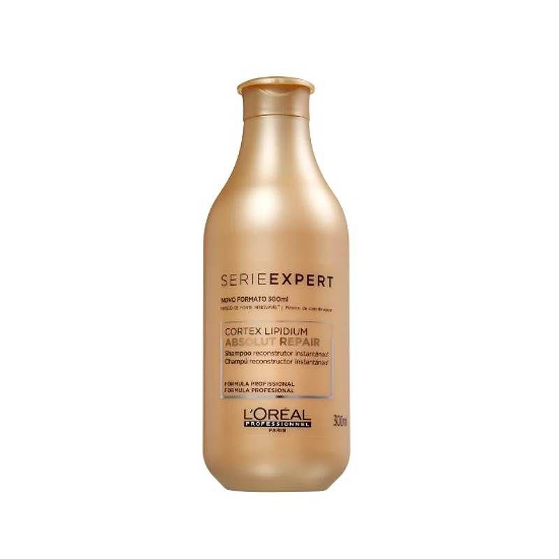 Shampoo Absolut Repair Lipidium L'Oréal Professionnel 300ml