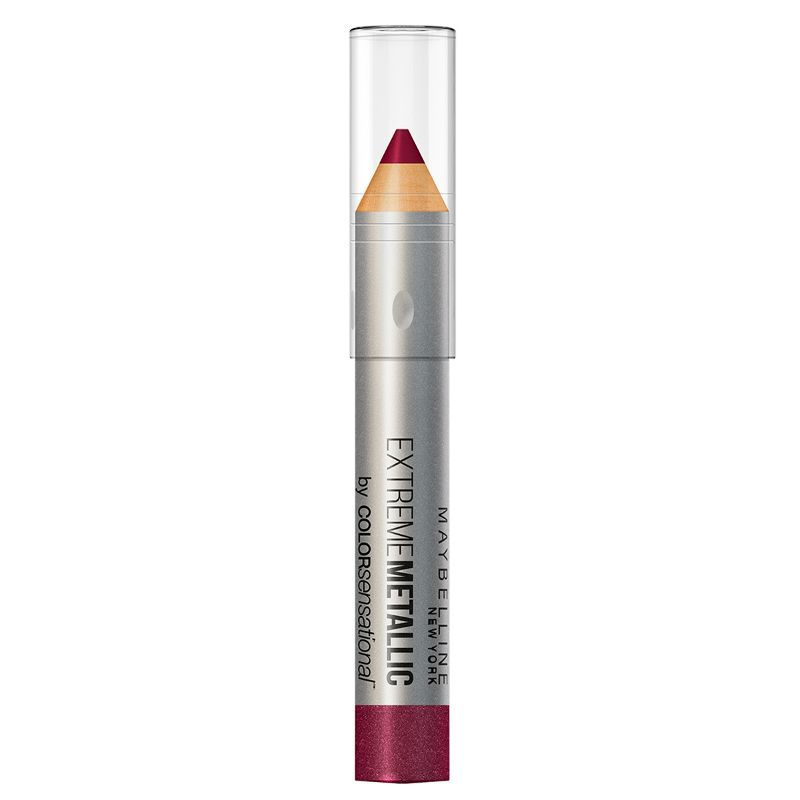 Lápis-Batom  Maybelline Color Sensational Extreme Metallic