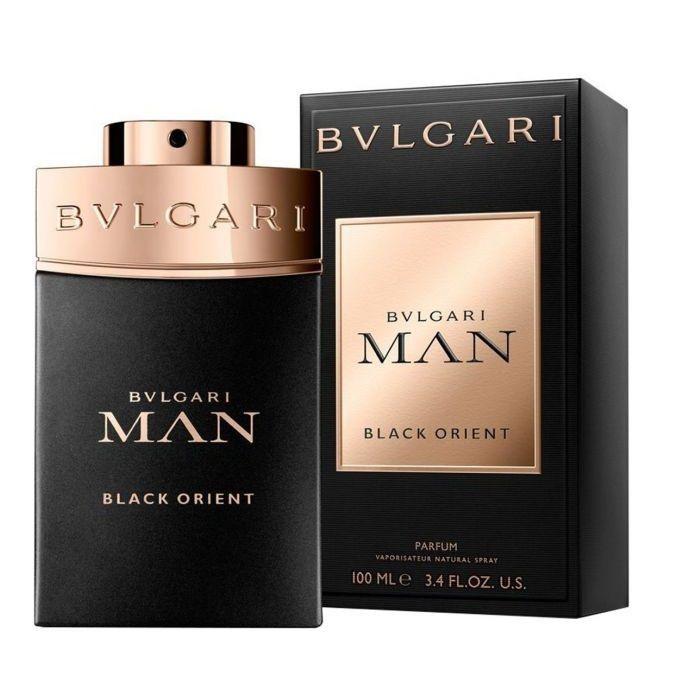 Bvlgari Man Black Orient Masculino 100ml