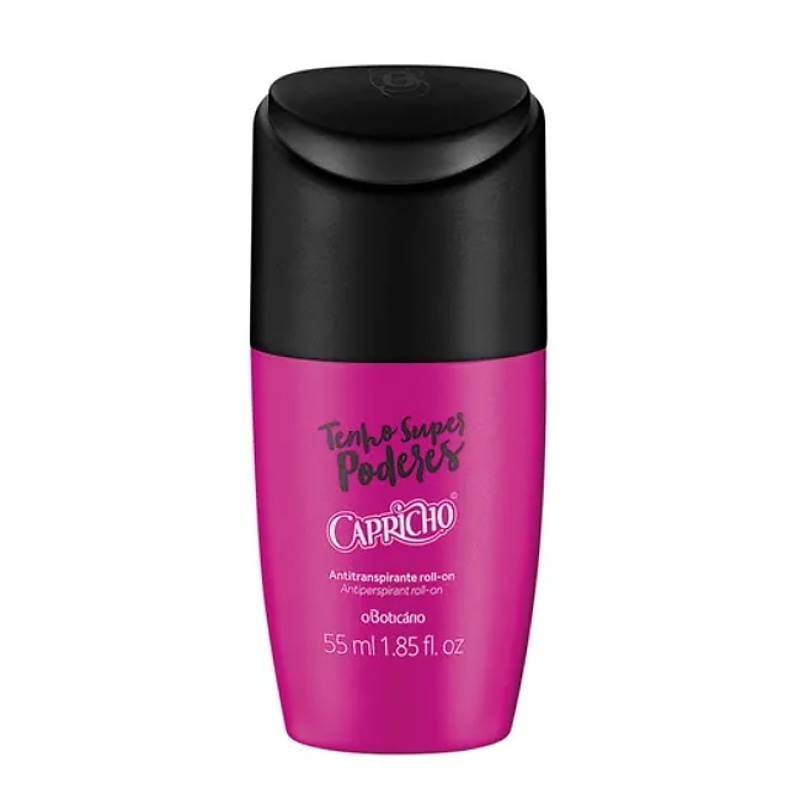Capricho Desodorante Antitranspirante Roll-On 55ml