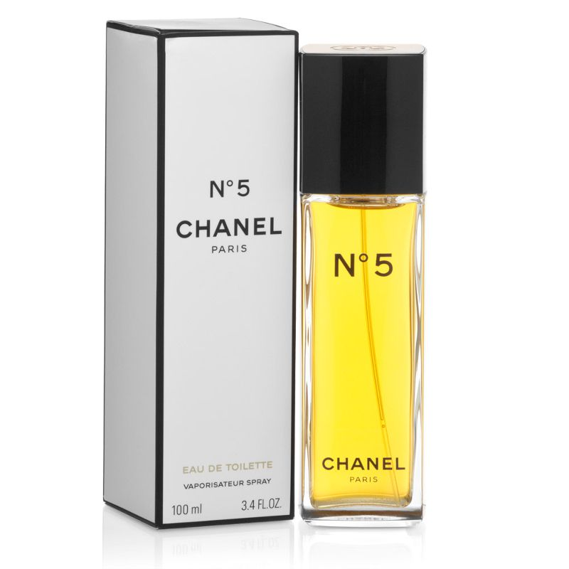 Chanel Nº 5 Eau de Toilette 100ml