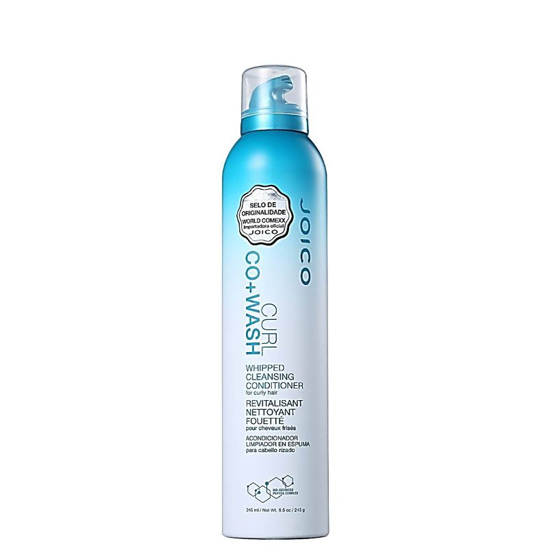 Condicionador Joico Curl Co+Wash Revitalisante 245ml