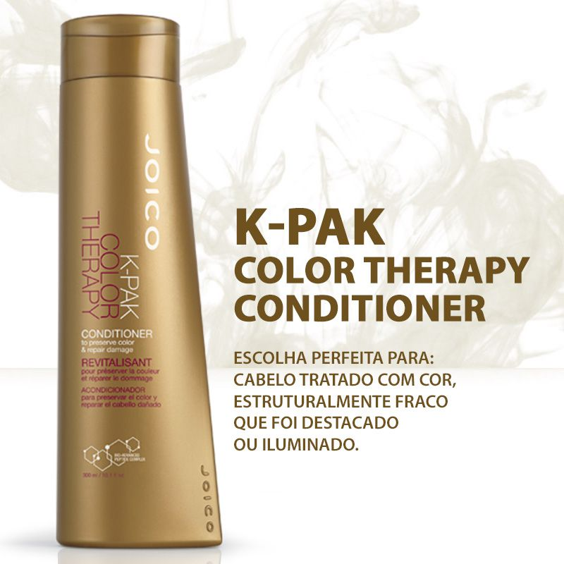 Condicionador Joico K-PAK Color Therapy 300ml