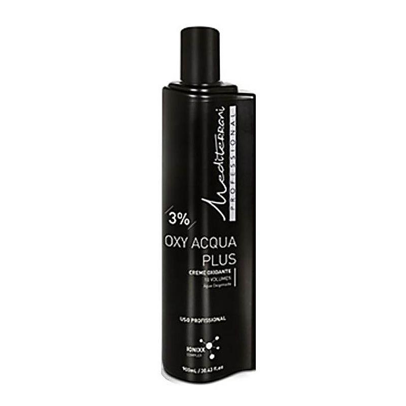 Creme Oxidante Oxy Acqua Plus 3% - 10 Vol. Mediterrani 900ml