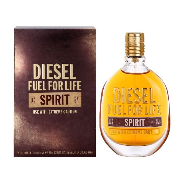 Diesel Fuel For Life Spirit Masculino 75ml