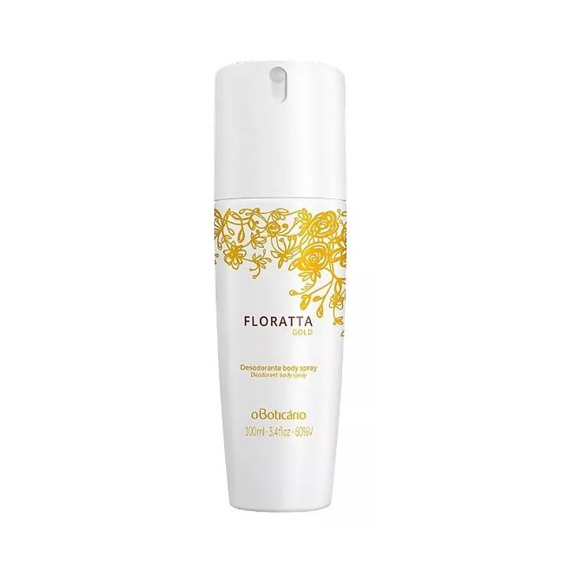 Floratta in Gold Desodorante Spray 100ml