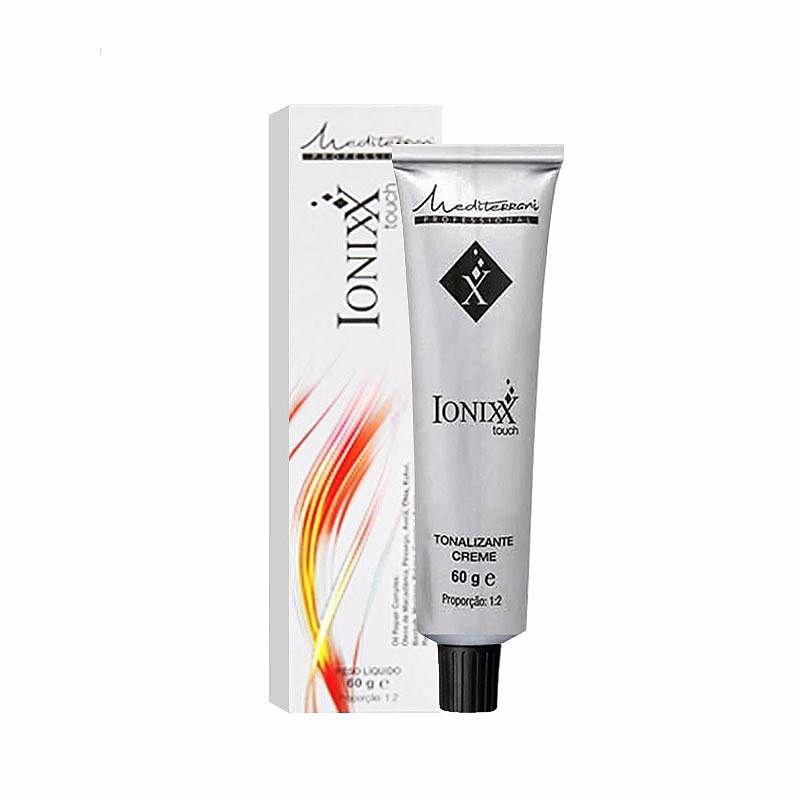 Ionixx Touch Creme Tonalizante - Mediterrani 60g