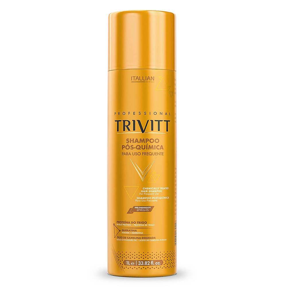 Kit Itallian Trivitt Profissional Hidratação (3 Itens)
