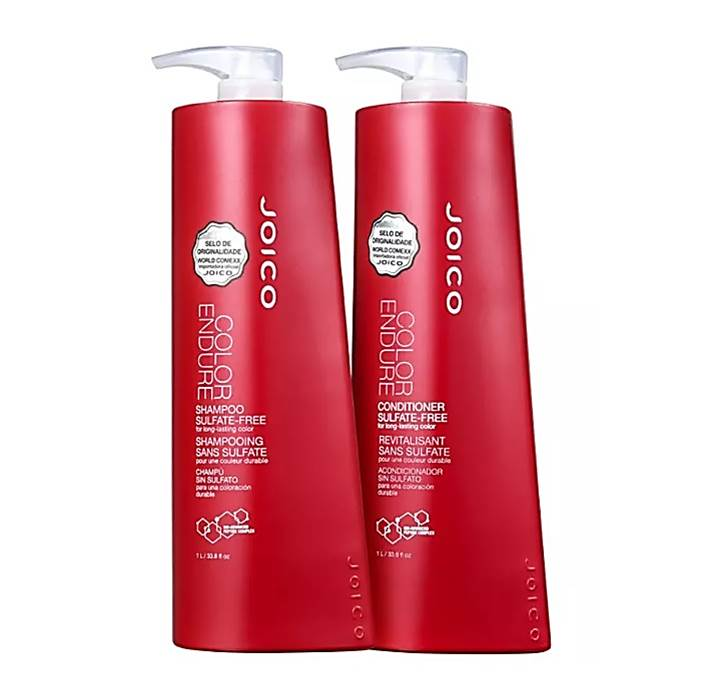 Kit Joico Color Endure Duo Shampoo e Condicionador (2 Litros)
