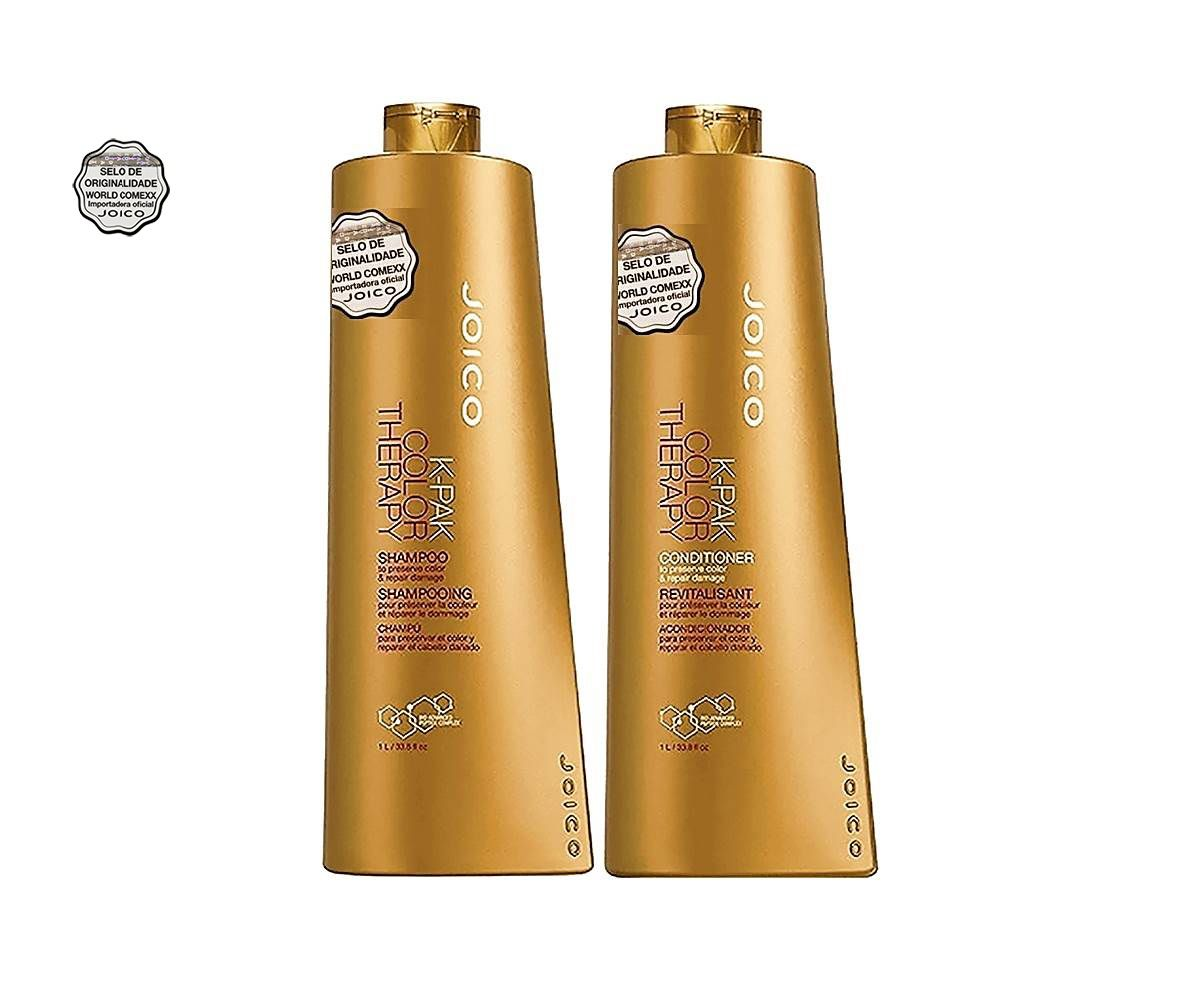 Kit Joico K-Pak Color Therapy Duo Tratament (2 Litros)