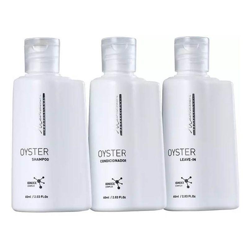 Kit Mediterrani Oyster (3 Produtos)