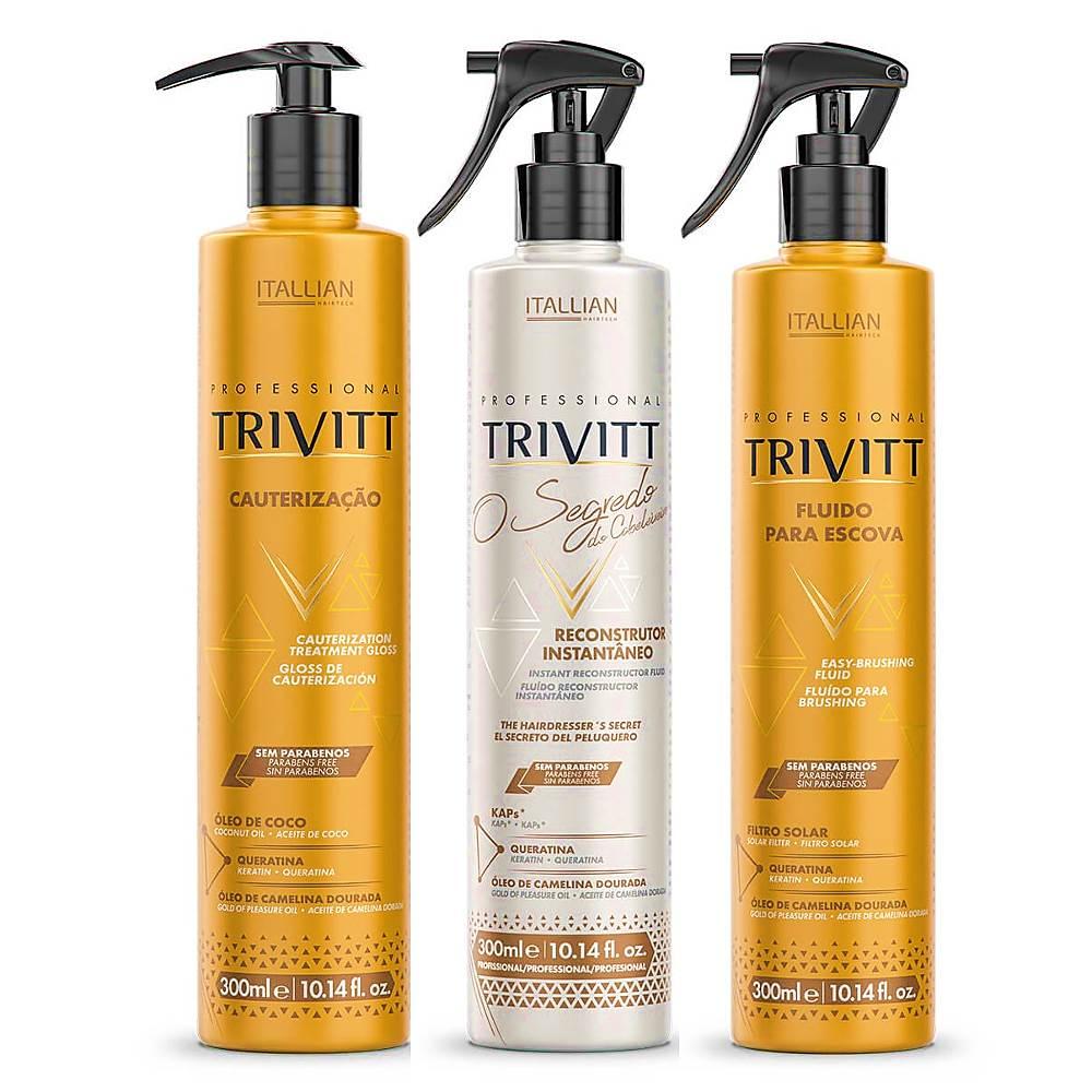 Kit Trivitt Reparação Profissional (3 Itens)