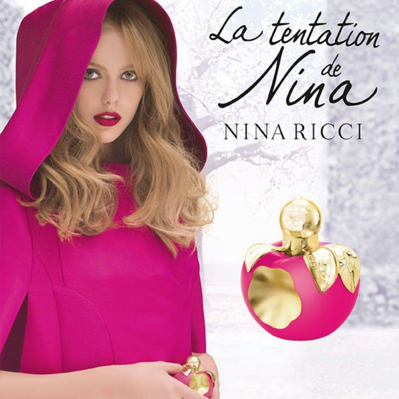 La Tentation de Nina Eau de Toilette 80ml