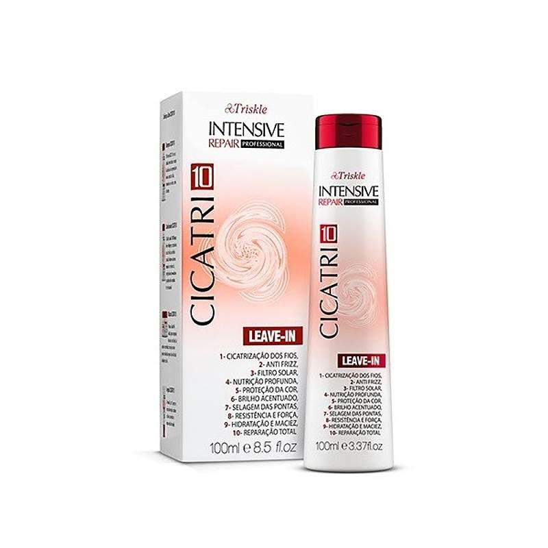 Leave-In Cicatri10 Triskle 100ml