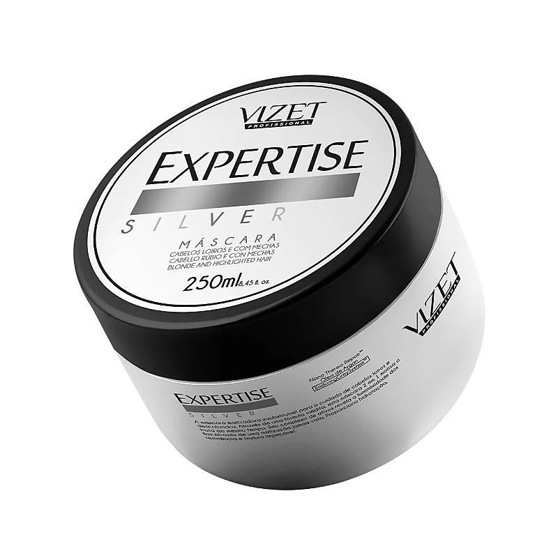 Máscara Esxpertise Silver Vizet 250ml