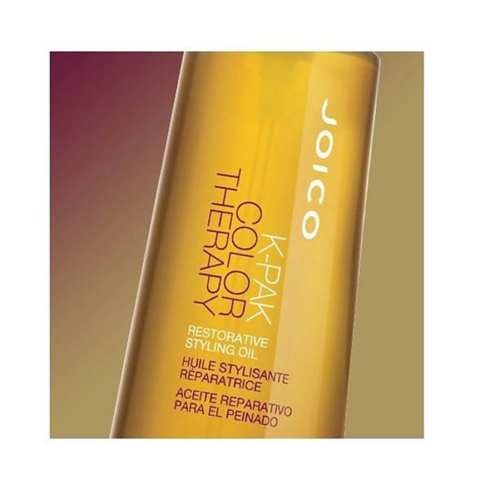 Óleo de Argan Joico K-PAK Color Therapy Restorative Styling Oil 100ml