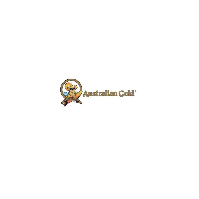 Protetor Solar Australian Gold Corporal FPS 8 Spray Gel 237ml