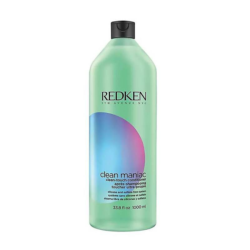 Redken Condicionador Clean Maniac Clean-Touch - 1000ml
