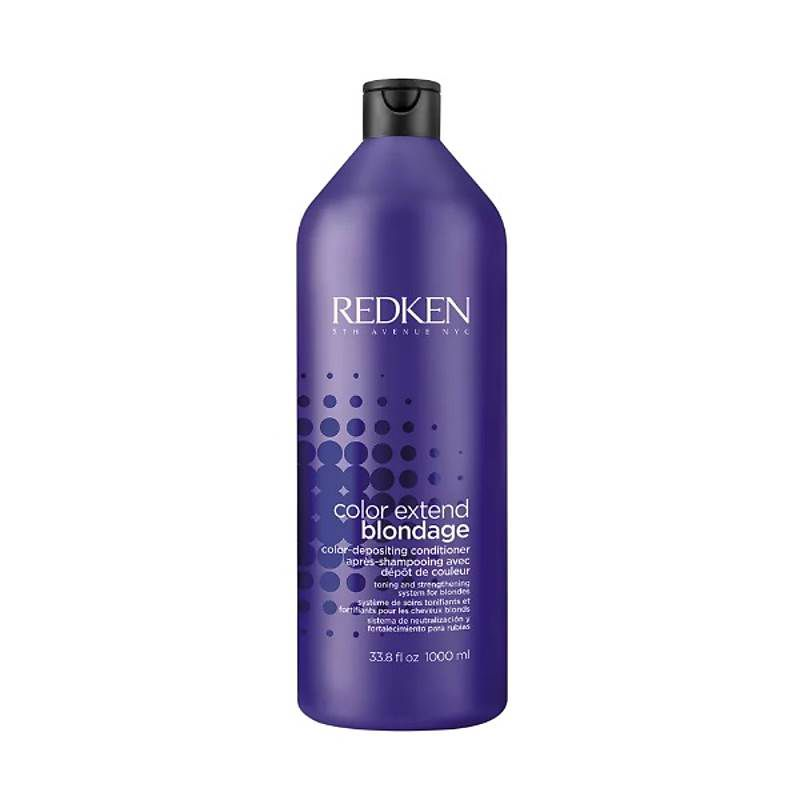 Redken Condicionador Matizador - Color Extend Blondage  1LT