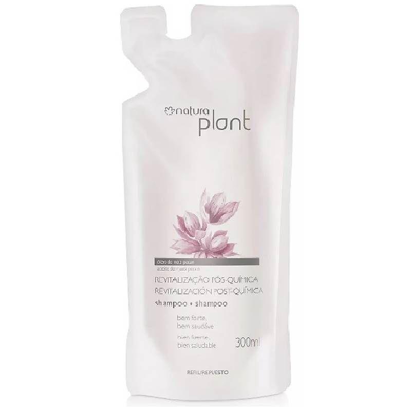 Shampoo Revitalização Pós-química Planta - Refil 300ml